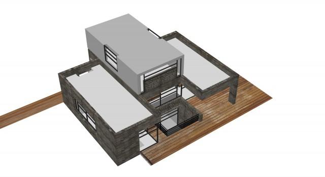 Nieuwbouw woonhuis, Bergen (NH)