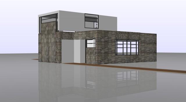Ontwerp nieuwbouw woonhuis bergen nh (4)