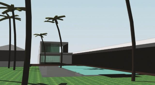 Strand villa met gastenverblijf, Perth Australie