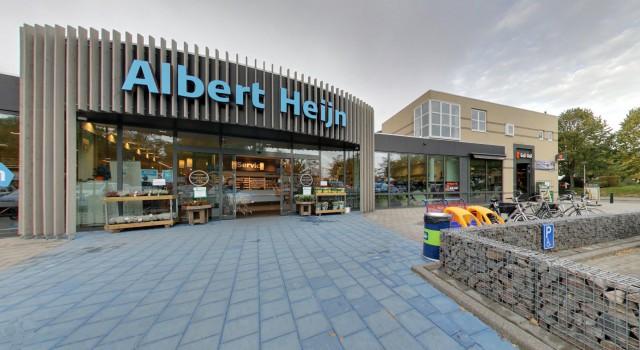 Uitbreiding AH Achterberg, Steenbergen