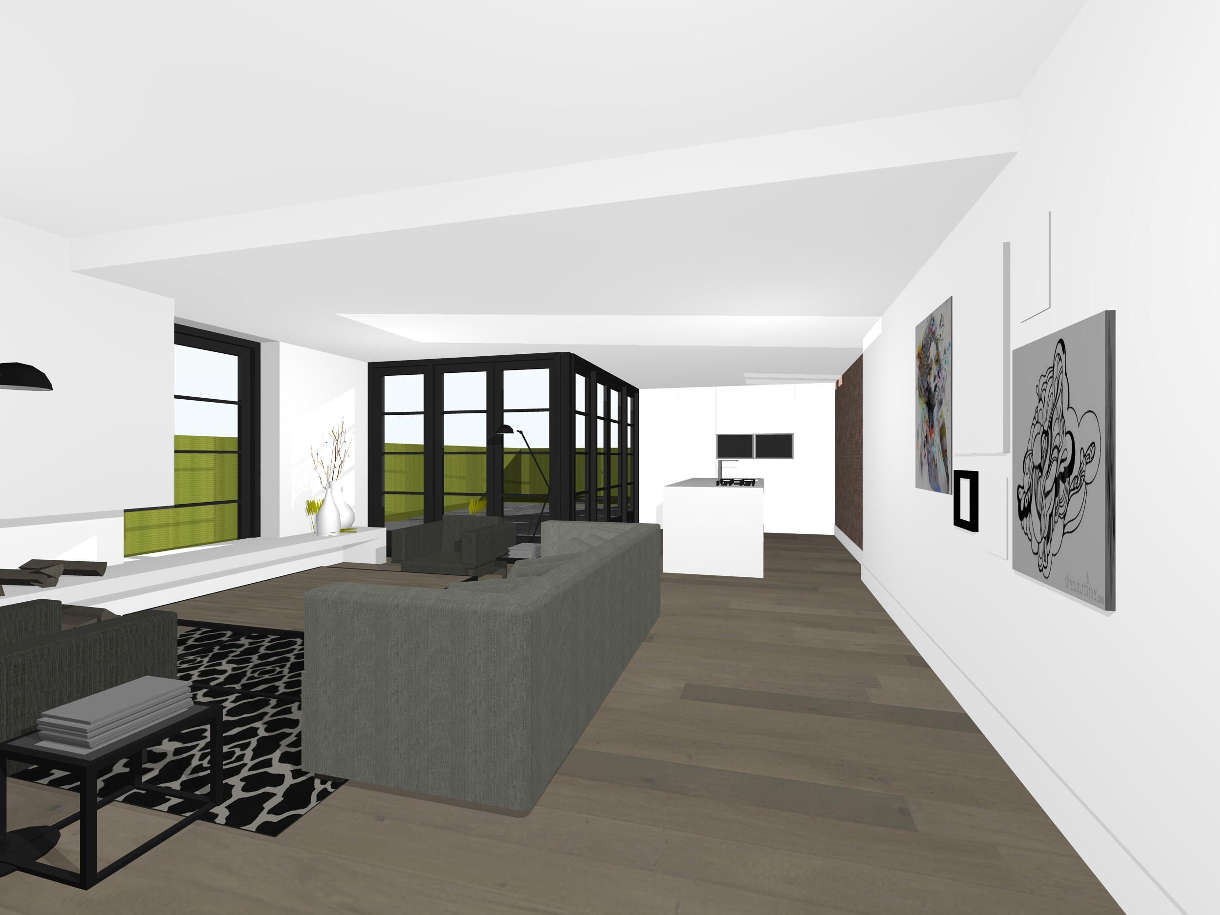 Portfolio studio72studio72 - Huis interieur architectuur ...