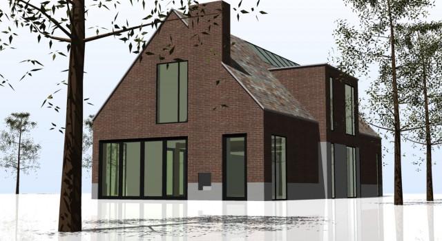 Nieuwbouw woonhuis, Alkmaar