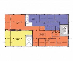 Plattegrond appartementen Weerd (2)a