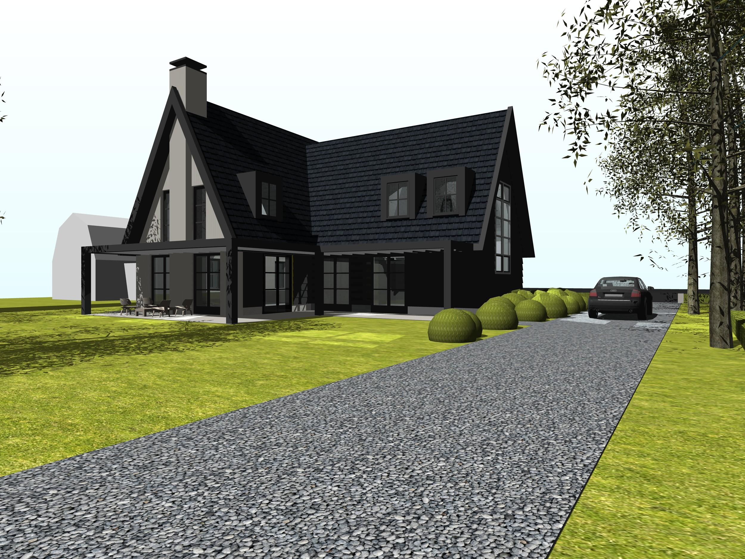Populair moderne architectuur woonhuizen bk43 belbin info for Moderne villa architectuur