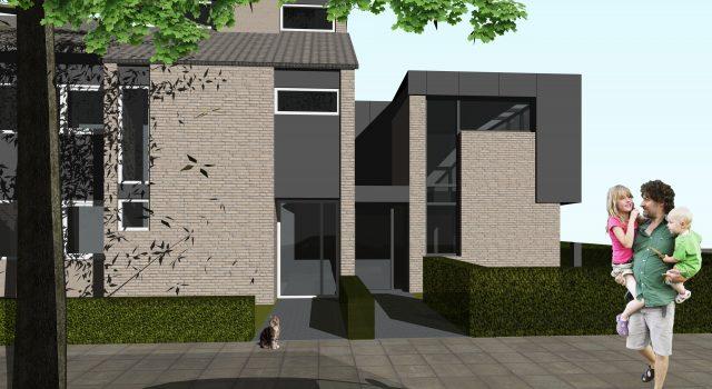 Transformatie van kantoor naar appartementen, Oudorp
