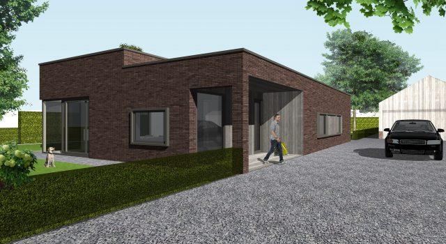 Verbouwing en uitbreiding bungalow, Egmond aan de Hoef