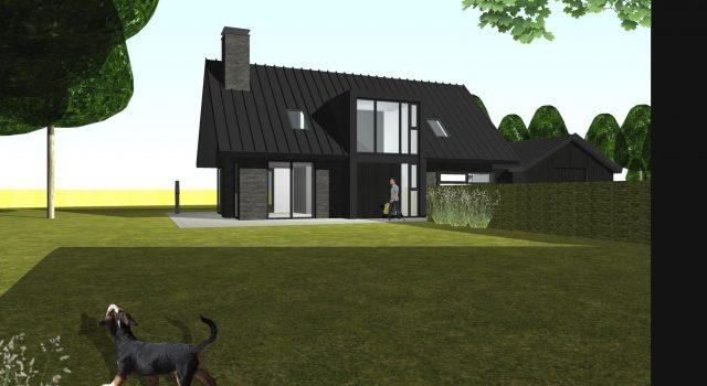 Nieuwbouw landelijk woning, Egmond