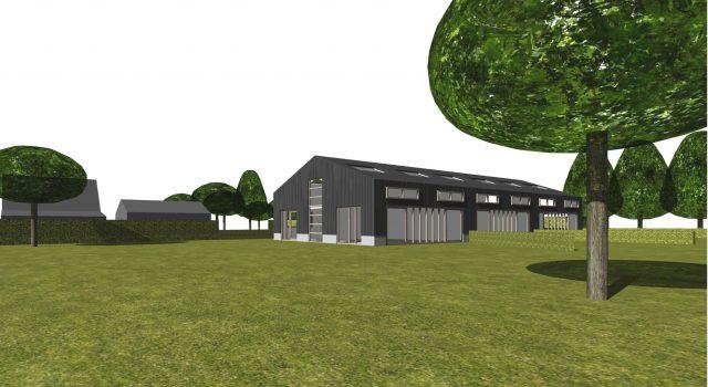 CPO Herbestemming agrarische schuur naar 3 schuurwoningen , Noord Holland