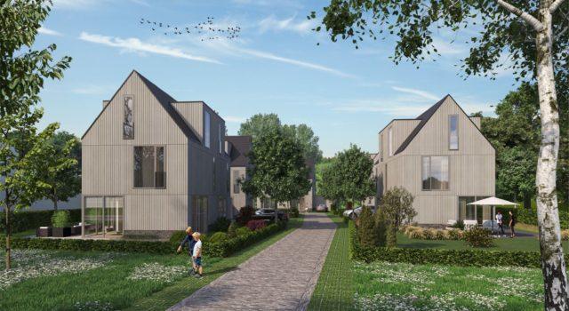 Hof van Hout – 5 vrijstaande energiezuinige woningen,  Overkrocht Alkmaar