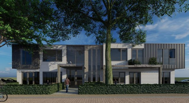 Herbestemming bankgebouw naar appartementen, Sint Pancras